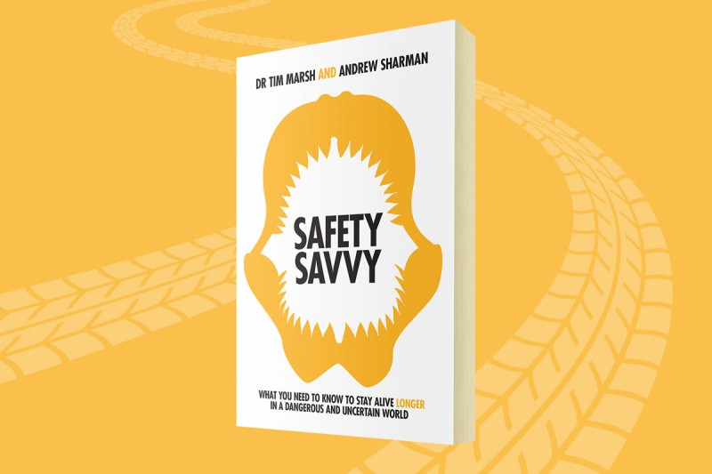 Book design for Ryder Marsh Sharman, a safety consultancy.